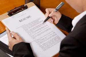 Writing Your Resume An Online Resume Writing Service ...